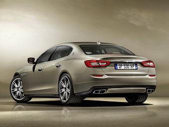 Компания Maserati рассказала подробности о новом Quattroporte