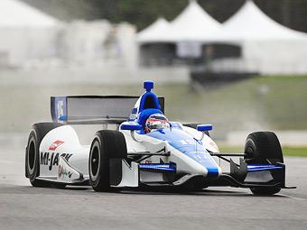 """Такума Сато перейдет в команду четырехкратного победителя """"Инди-500"""""""