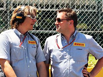Pirelli решила остаться в Формуле-1 еще на пять лет