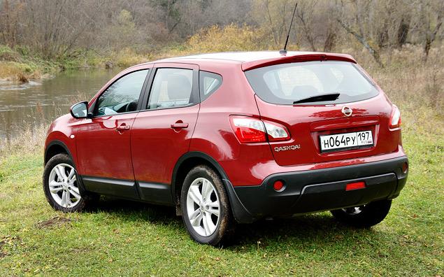 Длительный тест Nissan Qashqai: в чем причина его популярности?. Фото 3
