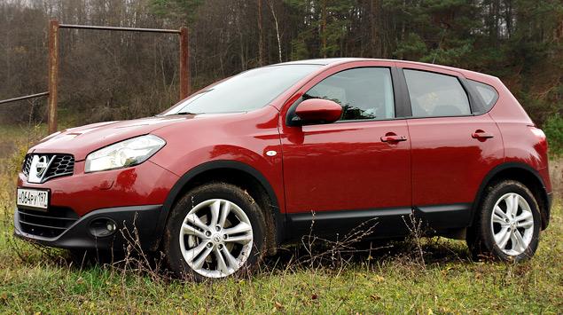 Длительный тест Nissan Qashqai: в чем причина его популярности?. Фото 4