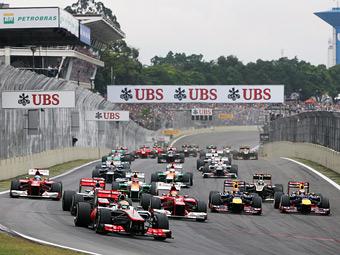 Rolex стал официальным хронометристом Формулы-1