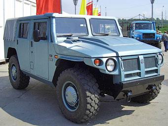 """Вице-премьер России пересядет с BMW на """"Тигра"""""""