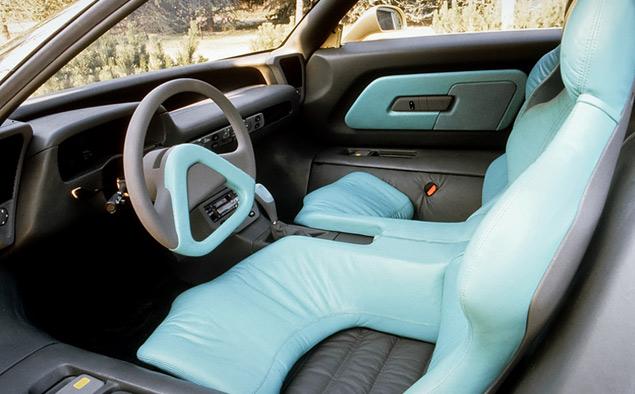 Десять самых ярких концепт-каров Bertone. Фото 2