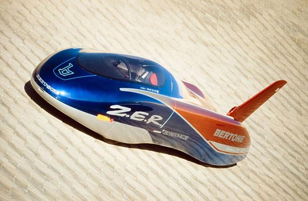 Десять самых ярких концепт-каров Bertone. Фото 4