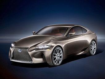 Новый Lexus IS обзаведется гибридной версией