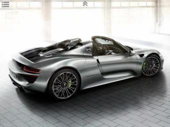 В Porsche придумали имя для новой модели
