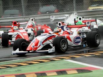 Чемпионат Формулы-2 отменен