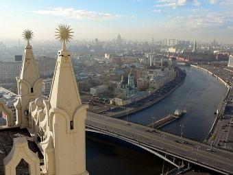 Власти захотели ограничить въезд автомобилей в центр Москвы