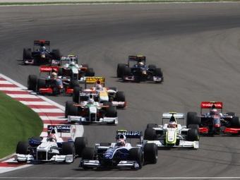 В 2013 году в Формуле-1 появится еще одна европейская гонка