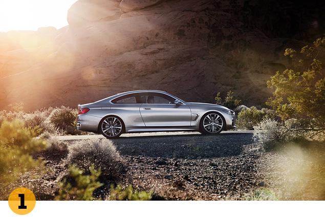 Восемь вопросов к будущему купе BMW 4-Series