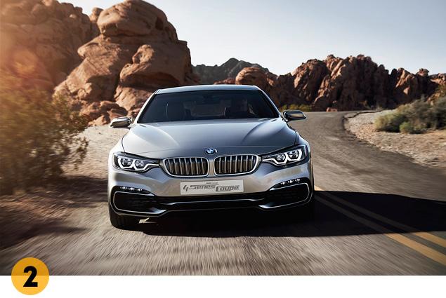 Восемь вопросов к будущему купе BMW 4-Series. Фото 1