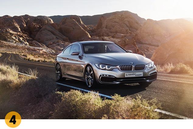 Восемь вопросов к будущему купе BMW 4-Series. Фото 3