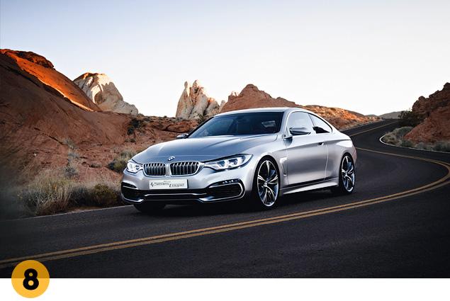 Восемь вопросов к будущему купе BMW 4-Series. Фото 7
