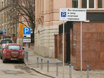 Платные парковки принесли Москве 3,6 миллиона рублей за месяц