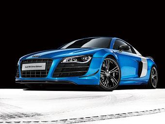 Audi выпустит для китайцев 80 эксклюзивных суперкаров R8