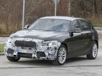 """Компания BMW начала тесты обновленной """"копейки"""""""