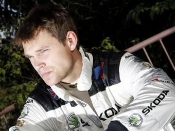 Андреас Миккельсен стал третьим пилотом Volkswagen в WRC