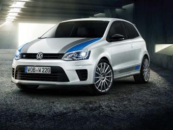 В Монте-Карло дебютировал самый мощный Volkswagen Polo