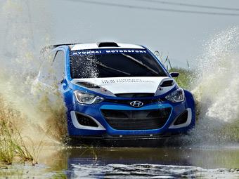 Hyundai потратит 70 миллионов евро на выступления в WRC