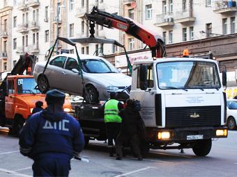 Москва введет платную эвакуацию летом