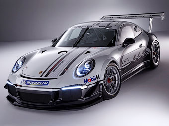 Компания Porsche подготовила 911-й для гонок