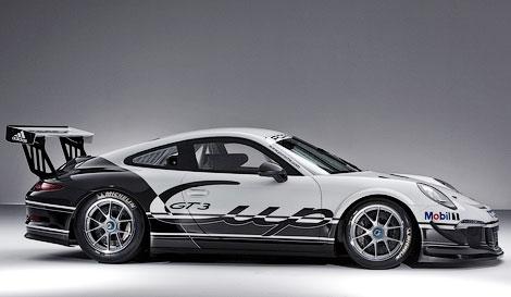 Производитель построил спорткар для соревнований Porsche Mobil 1 Supercup. Фото 1