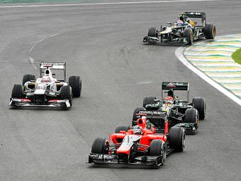 Формулу-1 будет спонсировать производитель водки
