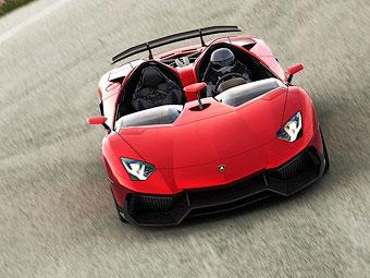 Lamborghini построит к своему 50-летию новую модель