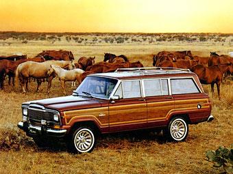 Jeep возродит модель Grand Wagoneer