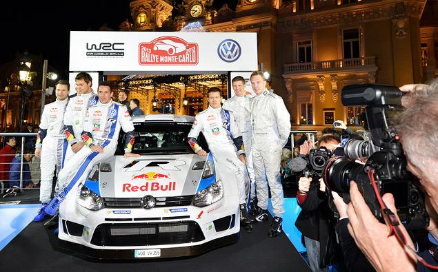 """Пять причин, почему приход """"Фольксвагена"""" сделает WRC интереснее. Фото 4"""