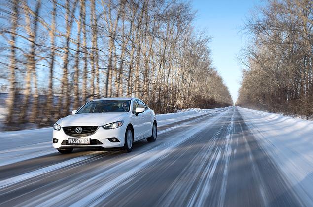 Первый тест-драйв нового седана Mazda6. Фото 4