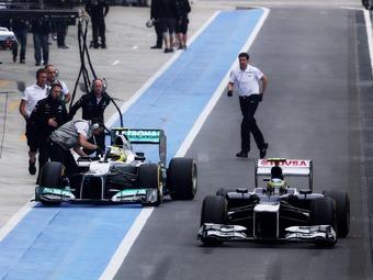Формулу-1 обвинили в нарушении европейских законов