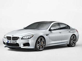 """Четырехдверная """"шестерка"""" BMW обзавелась M-версией"""