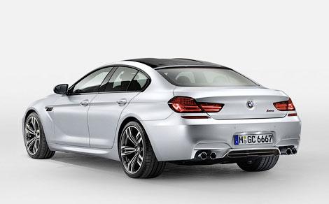 В интернете рассекретили внешность модели M6 Gran Coupe. Фото 1