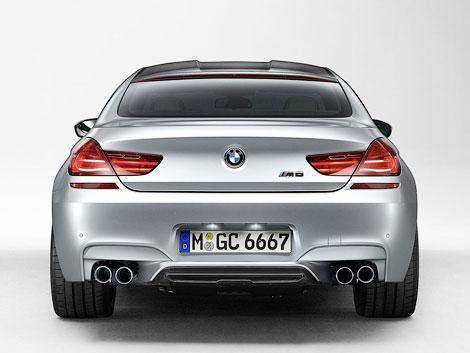 В интернете рассекретили внешность модели M6 Gran Coupe. Фото 2