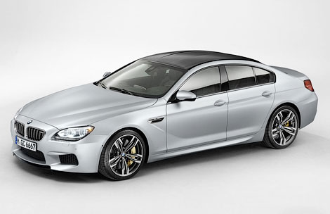 В интернете рассекретили внешность модели M6 Gran Coupe. Фото 3