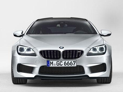 В интернете рассекретили внешность модели M6 Gran Coupe. Фото 4