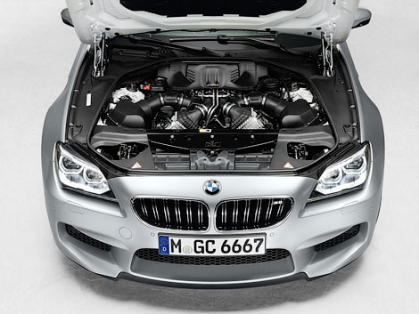 В интернете рассекретили внешность модели M6 Gran Coupe. Фото 5