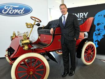 Правнук Генри Форда купил старейший автомобиль компании