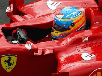 Алонсо призвал Ferrari пользоваться лазейками в регламенте