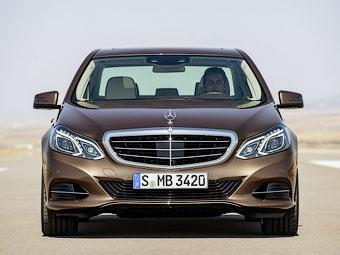 Mercedes-Benz обновил семейство E-Class