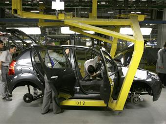 """""""АвтоВАЗ"""" начнет собирать модели Renault в следующем году"""