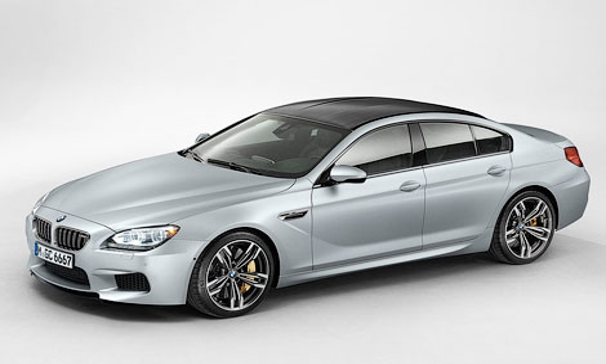 Компания рассекретила М-вариант модели Gran Coupe