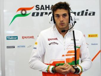 Ferrari поможет своему тест-пилоту попасть в Force India