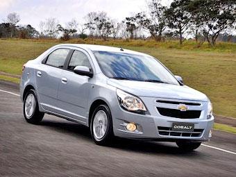 """Компания Chevrolet назвала стоимость конкурента """"Соляриса"""""""