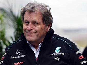 Норберт Хауг покинет Mercedes-Benz после 22 лет работы