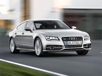 Самую мощную Audi A7 представят через месяц