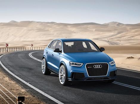 Audi RS7 дебютирует на автосалоне в Детройте