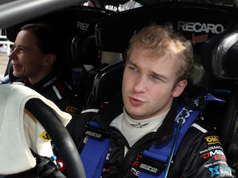 Новиков заключил контракт с M-Sport